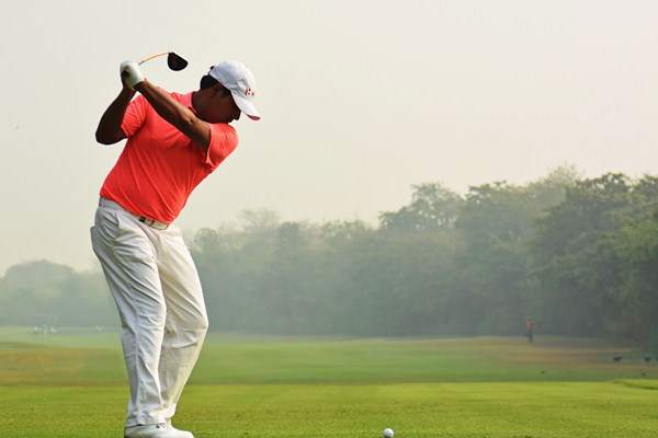 Anirban Lahiri wins 2015 Hero Indian Open.  (Photo - www.europeantour.com)