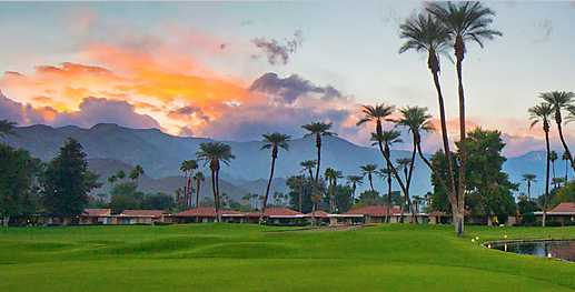 Sunrise Country Club In Rancho Mirage