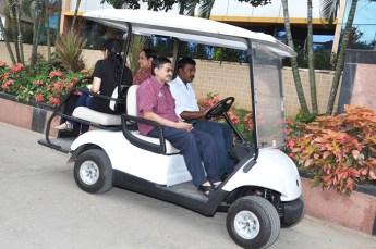 2+2-Seater-Golf-cart-at-Raja-Rajeswari-College-of-Nursing