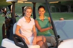 golf cart battery voltage