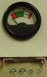 36 Volt Golf cart battery gauge