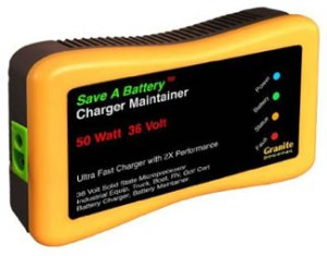 battery charger maintainer