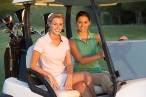 Golf cart battery charging guidelines