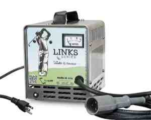 Lester 48 volt golf cart charger