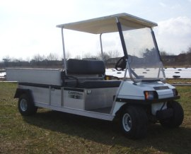 Club Car Long Wheel base ute