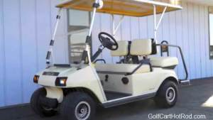 Wiring Diagram Image For 198393 EZGO Resistor Cart To Help Fix Problems