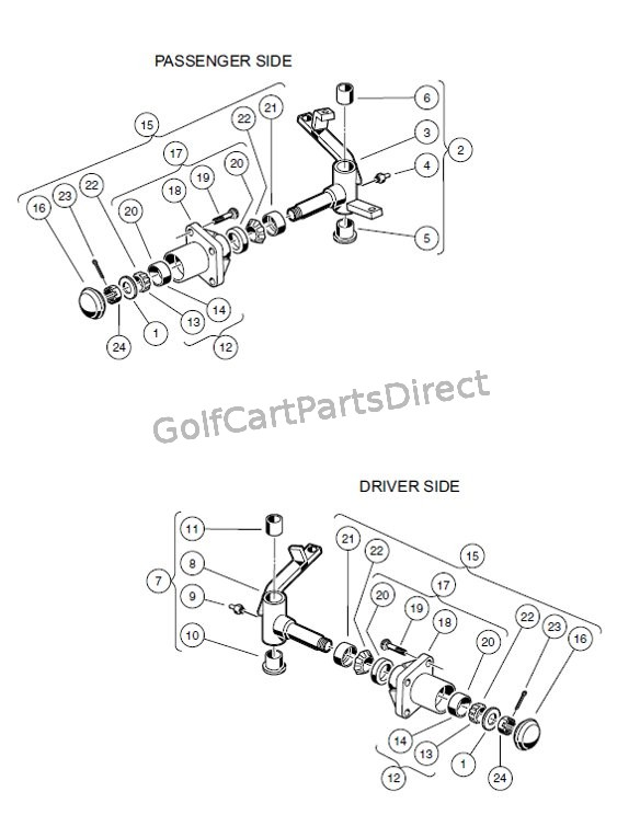 Diagram Club Car Assembly Diagram Wiring Diagram Schematic Circuit