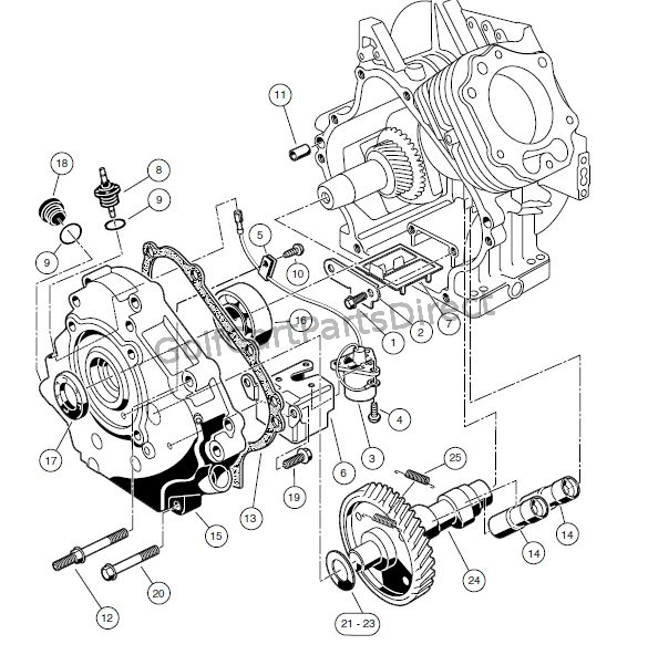 Car Engine Diagram
