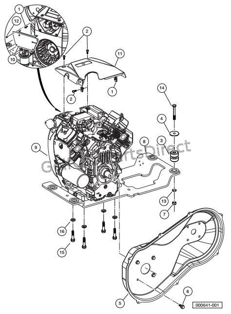 Yamaha Golf Cart Engines