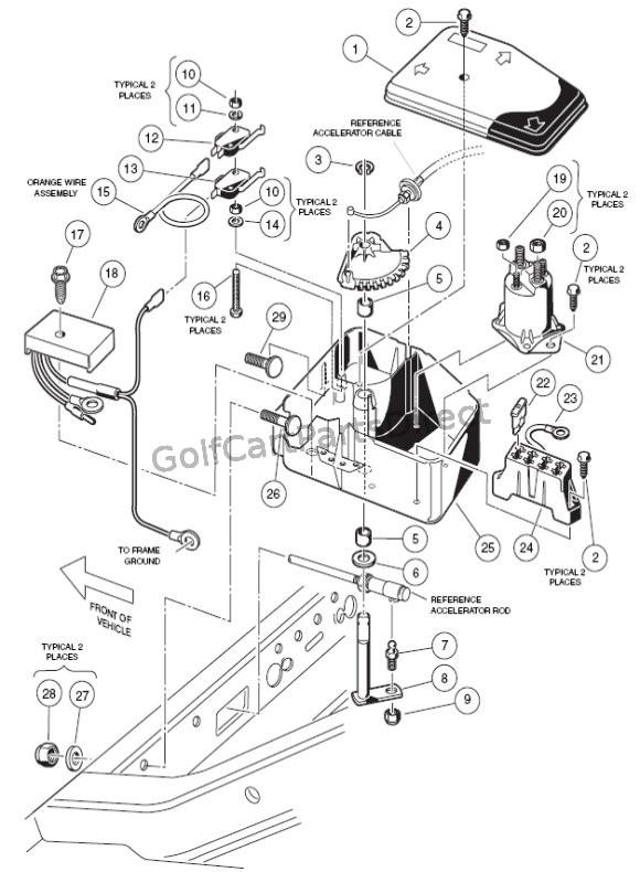 1994 Gas Club Car Ds Wiring Diagram - Wiring Diagram