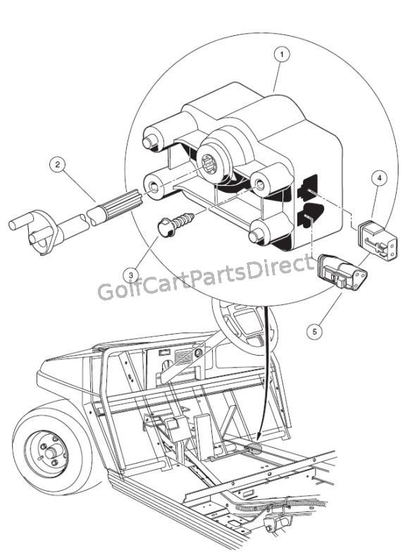 Diagram Club Car Light Wiring Diagram Diagram Schematic Circuit Iwcc