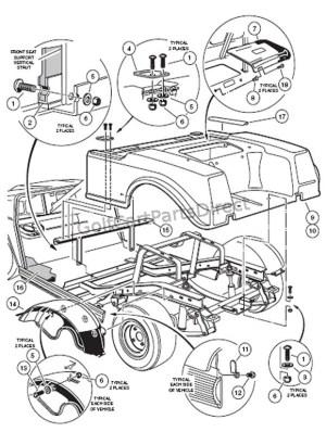 1999 Melex Golf Cart Battery Wiring Diagram  Best Place
