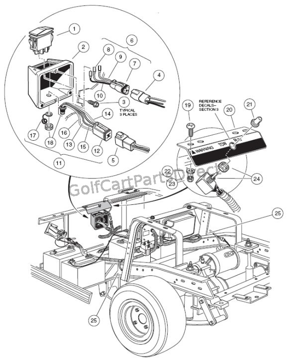 melex wiring diagram 112 and 212   32 wiring diagram images