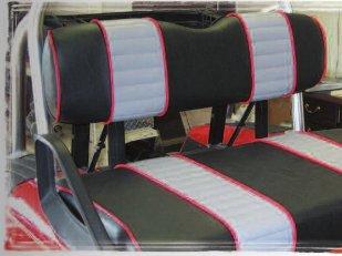 Sc Custom Custom Seat Covers Precedent Only Club Car Parts Amp Accessories