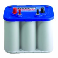 Optima Batteries 8016-103-FFP D34M BlueTop Starting and Deep Cycle Marine Battery