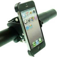 'Quick Fix' Golf Trolley cart Mount for Apple iPhone 5, 5S