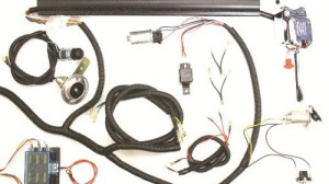 GOLF CART UNIVERSAL TURN SIGNAL SWITCH WIRE HARNESS KIT