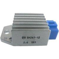 NEW 12 Volt EXTERNAL REGULATOR FITS YAMAHA G8 G9 G14 G16 G20 GOLF CARTS 1991-ON
