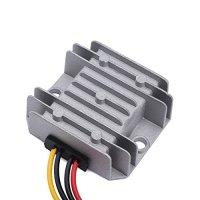 DROK DC/DC Waterproof Golf Cart Voltage Reducer Converter 15-35V 24V to 12V Buck Converter Voltage Regulator Module 60W/5A Step-down Voltage Transformer Board