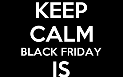 Le Black Friday arrive…