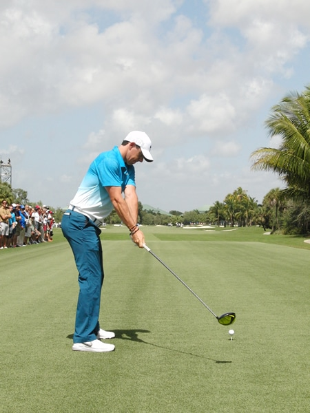 Swing sequence: Rory McIlroy | Golf Channel