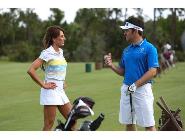 Behind the scenes photos from Louis Oosthuizen's time on ...