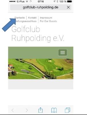 Homepage GCR
