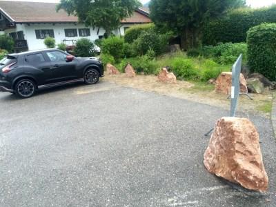 Parkplatz Vorstand