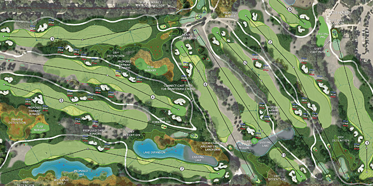 Image result for golf course designs