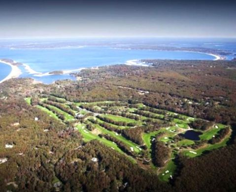 Noyac Golf Club in Sag Harbor  New York   GolfCourseRanking com     Noyac Golf Club