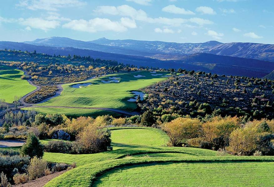 Vail Valley s Red Sky Golf Club offers doubly great golf   Golf Daily WALCOTT