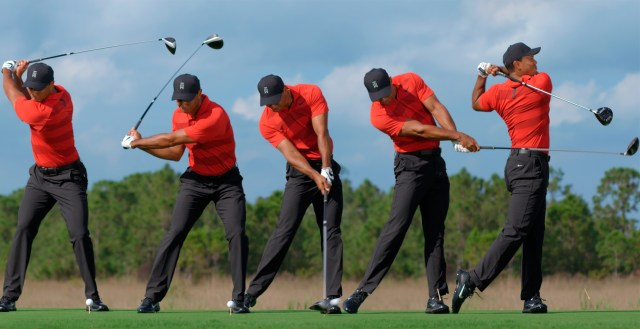 Swing Sequence: Tiger Woods | Instruction | Golf Digest