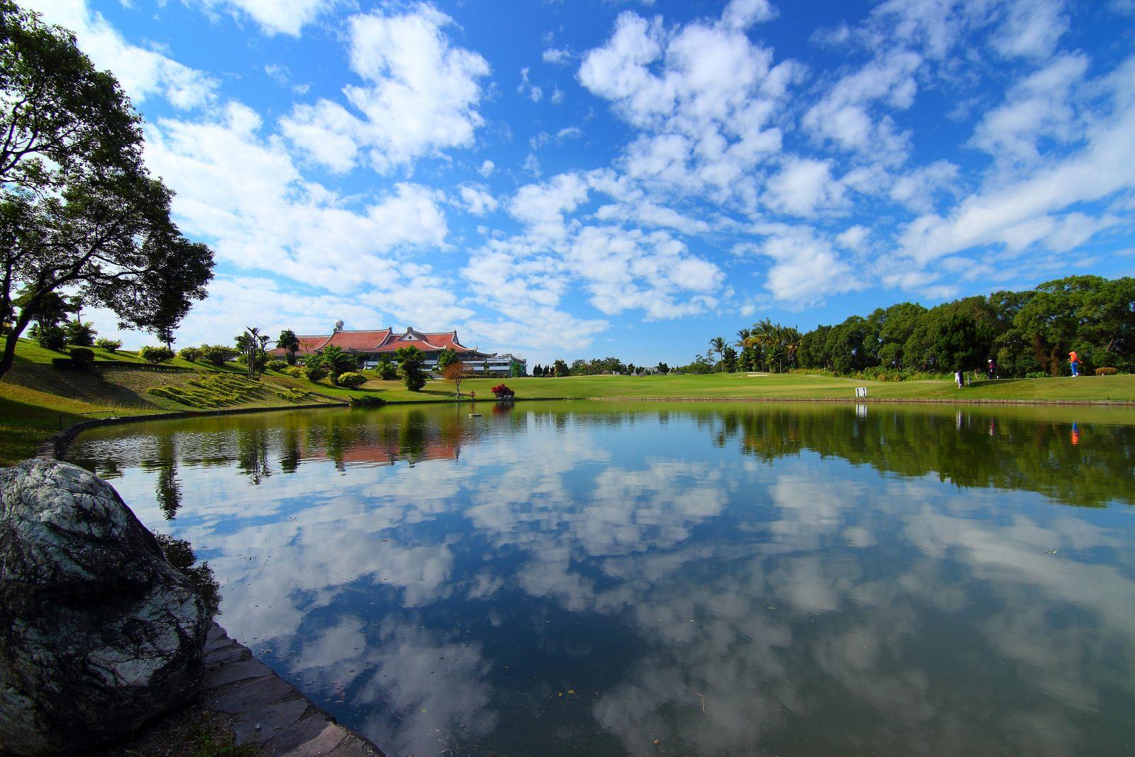 南臺灣的麒麟-信誼高爾夫球場 - 高爾夫球場 - GolfDigest高爾夫文摘