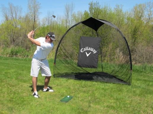 callaway tri ball hitting net best golf net