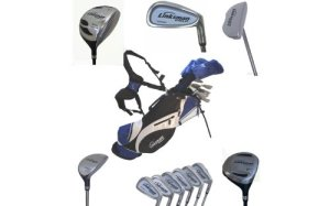 linksman best beginner golf club set