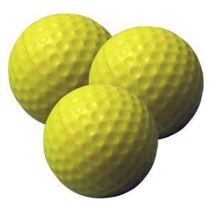 pridesports practice foam golf balls