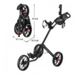 best caddytek golf push cart reviews