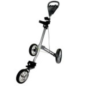 Orlimar 2015 Pro Series Caddie Golf Push Cart, Black,Silver
