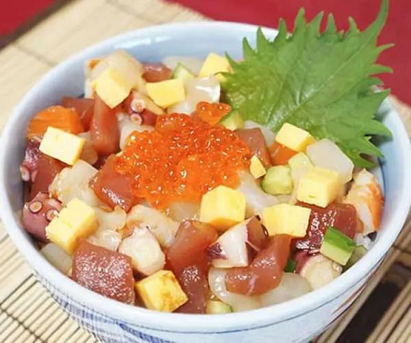 沼津海鮮丼