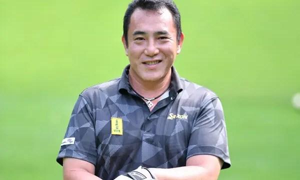 ヨコヤマゴルフスクールの横山健司プロ