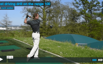 How To Transfer Golf Practice Into Competition