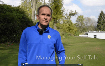 Improve Your Golf Self Talk