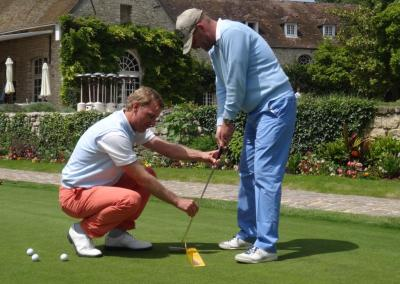 Marc Pendaries Golf Academy