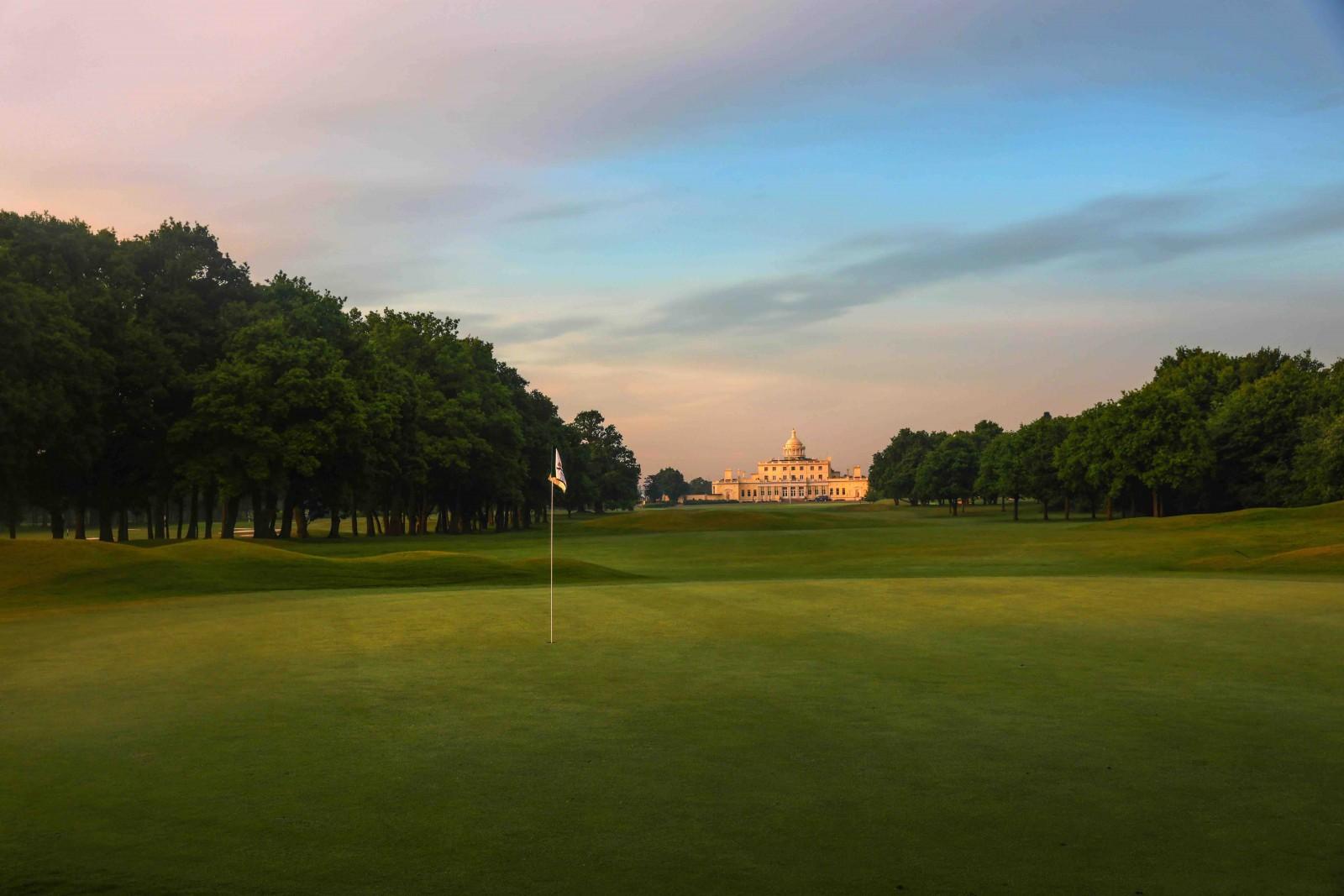 STOKE PARK HOTEL GOLF Amp COUNTRY CLUB Golf News