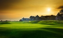 Royal Dornoch at sunset