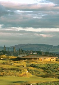 The Club House, Castle Course, St Andrews