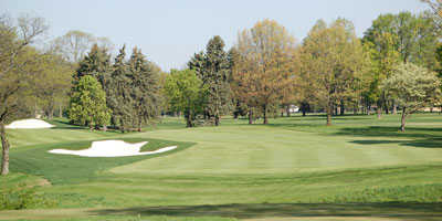 Scarlet Course at Ohio State University in Columbus     Ohio State University Golf OSU   Scarlet course
