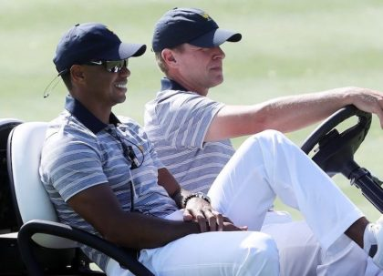Tiger Woods might quickly play golf once more, says Steve Stricker