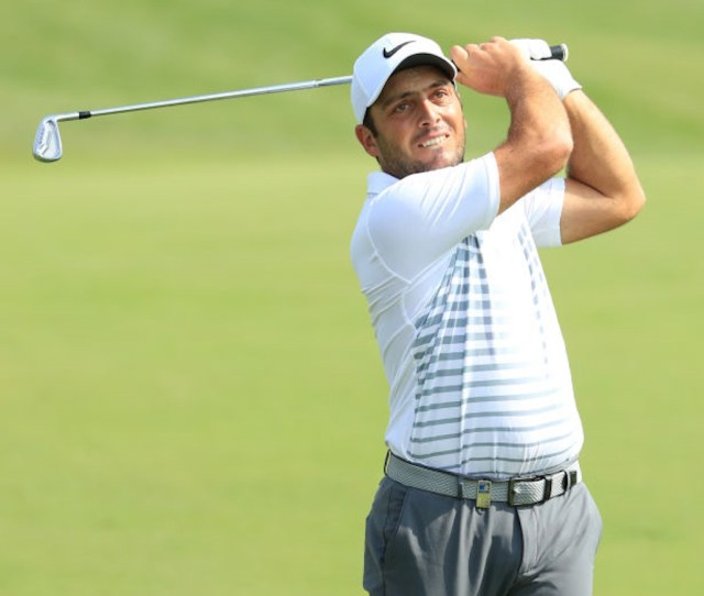 Bettinardi Golf Sign Francesco Molinari