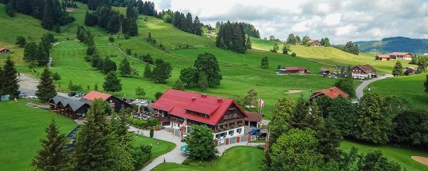 Das Clubhaus in Steibis - © Golf-Club Oberstaufen-Steibis e.V.